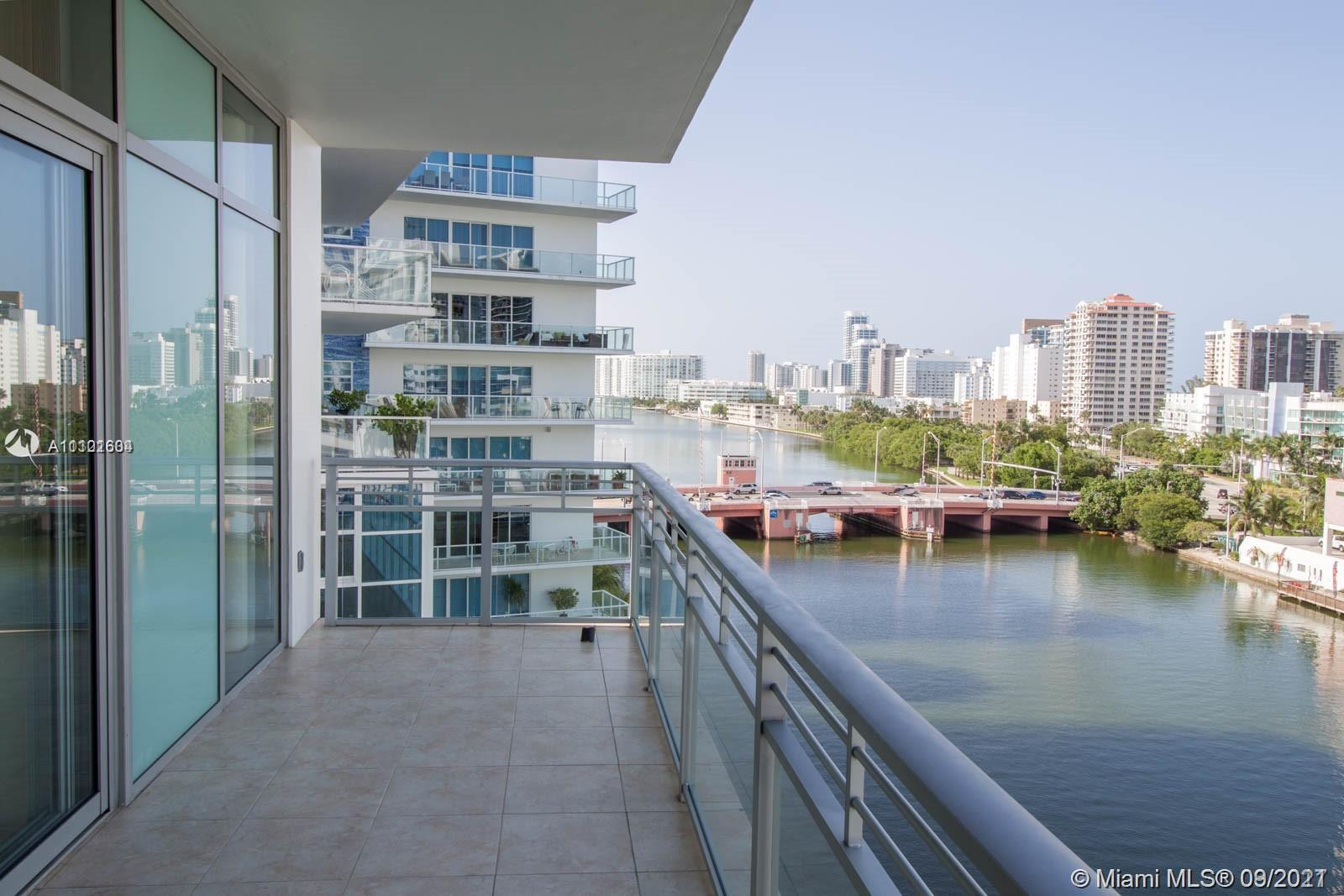 Exclusive, boutique, luxury condo on a gated community in Miami Beach. 3 Bed / 3.5 Bath. Breathtaking views from every room, top of the line appliances, spacious layout. Incredible amenities including, two amazing pools, barbecue, marina, 5,000 Sqft fitness center, party room, kids play area, 24 hour valet parking, security and much more. Just a few blocks from the beach. Don't miss the opportunity to live on this high-class private island and enjoy its lifestyle. Very easy to show!