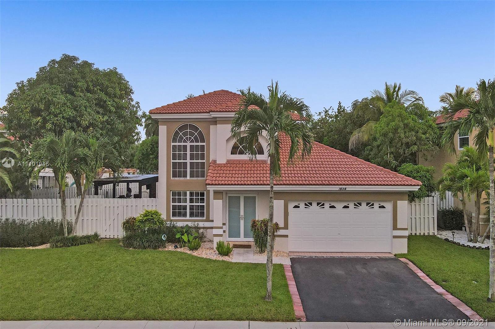 1454 129th Way, Sunrise, Florida 33323