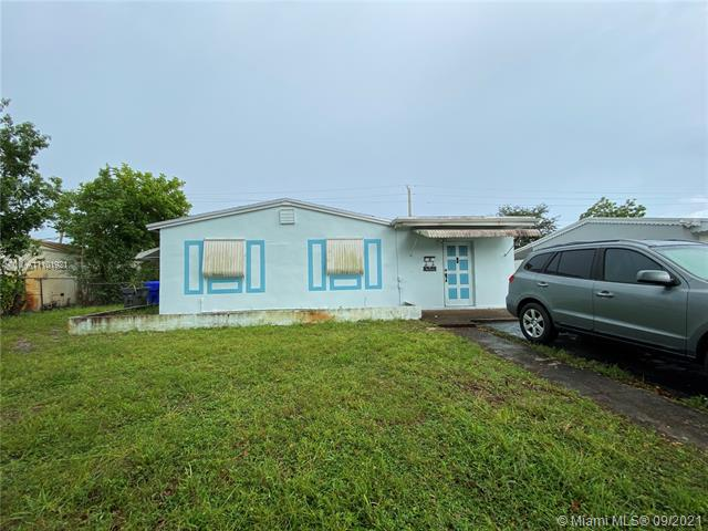 1631 N 70th Ave  For Sale A11101921, FL