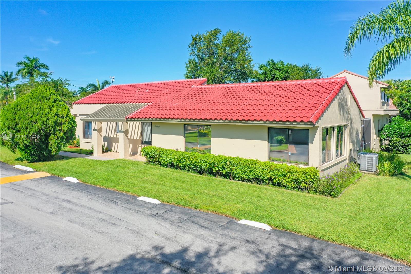 16819  Patio Village Ln  For Sale A11101438, FL