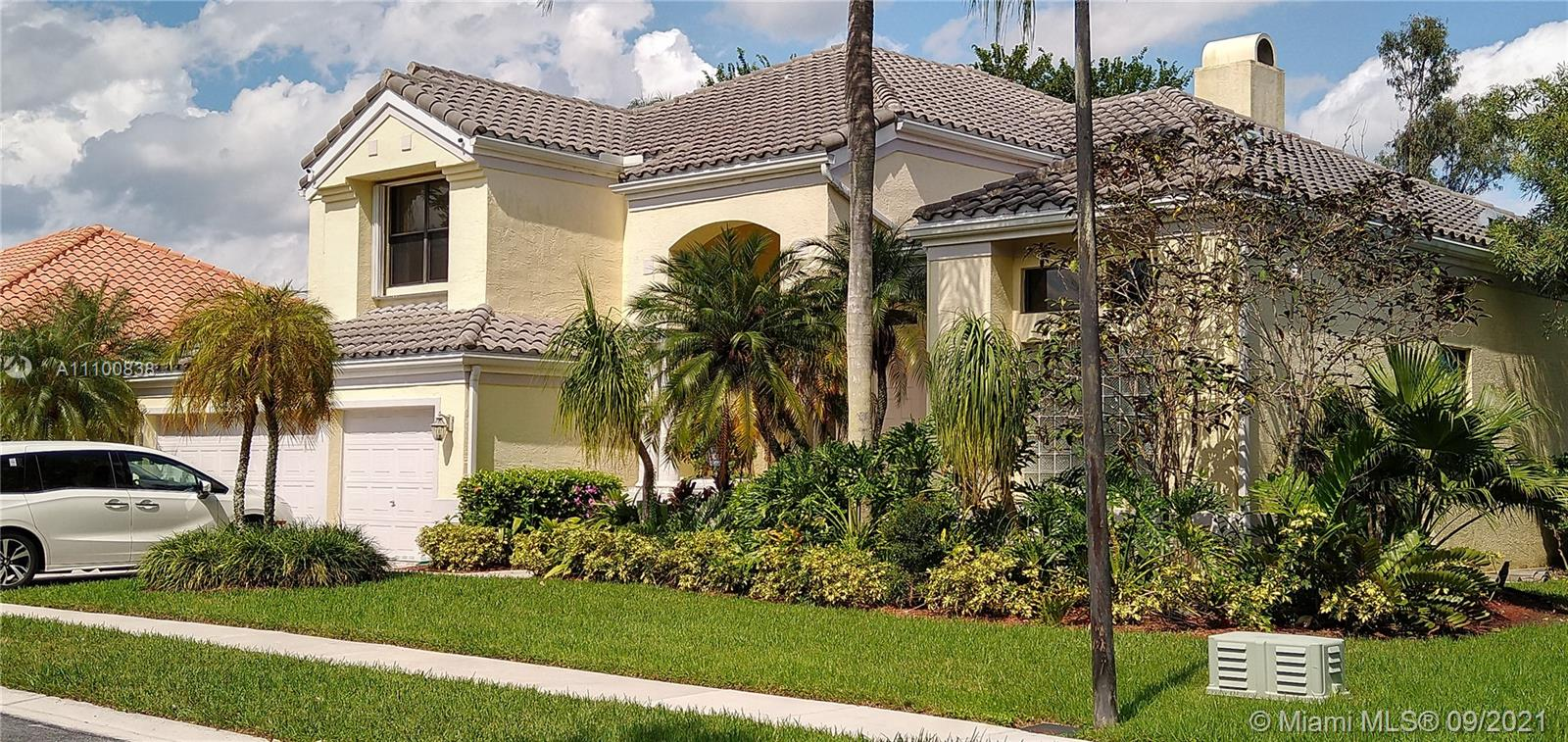 1061 SW 156th Ave  For Sale A11100838, FL