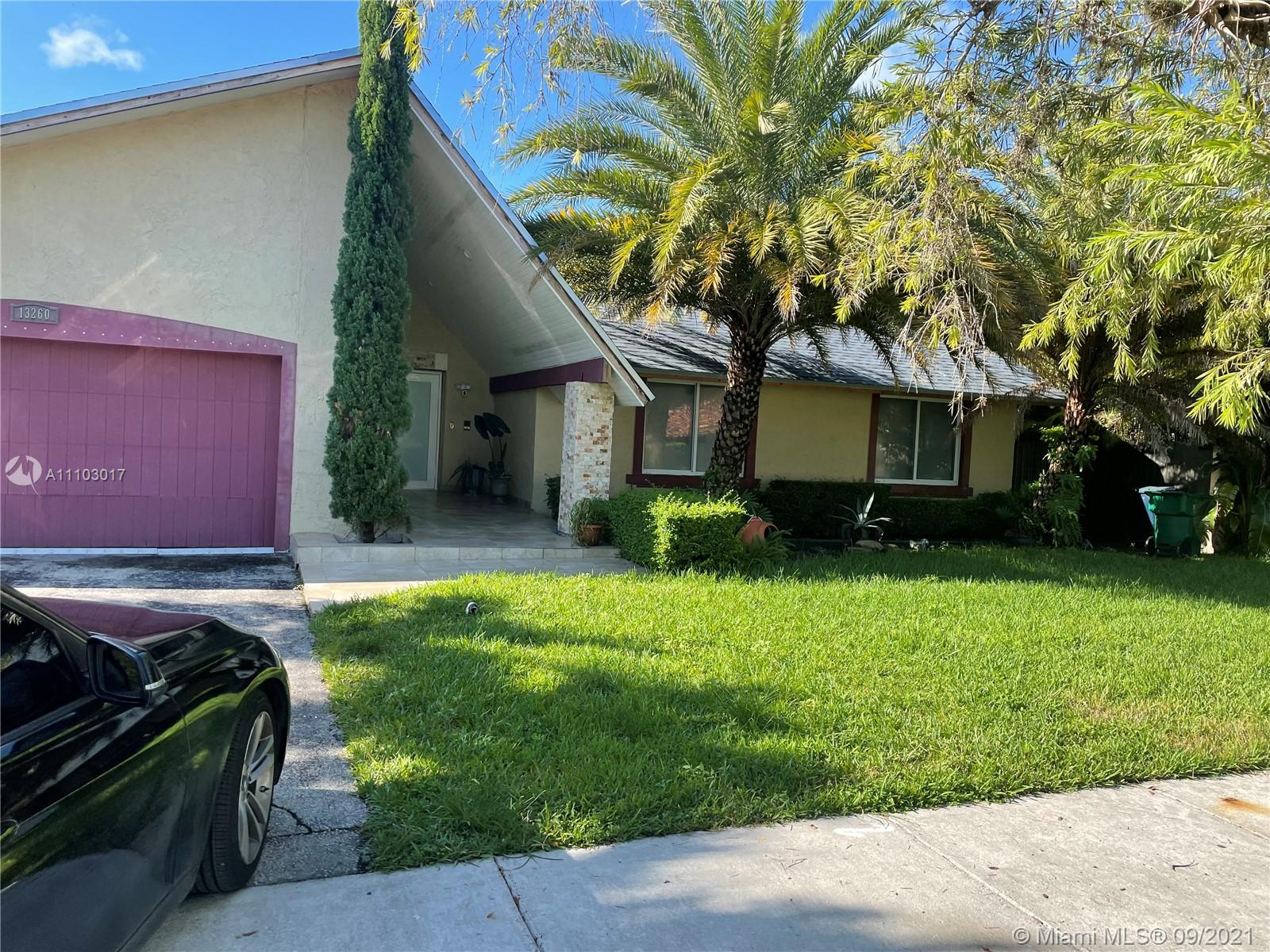 13260 SW 98th St  For Sale A11103017, FL