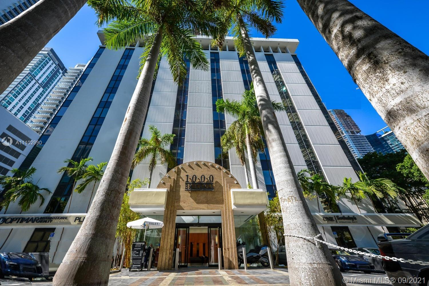 1000  Brickell Ave #2D For Sale A11102990, FL