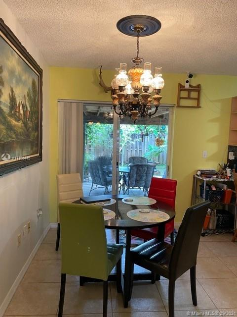 DINING ROOM WITH OUTSIDE VIEW