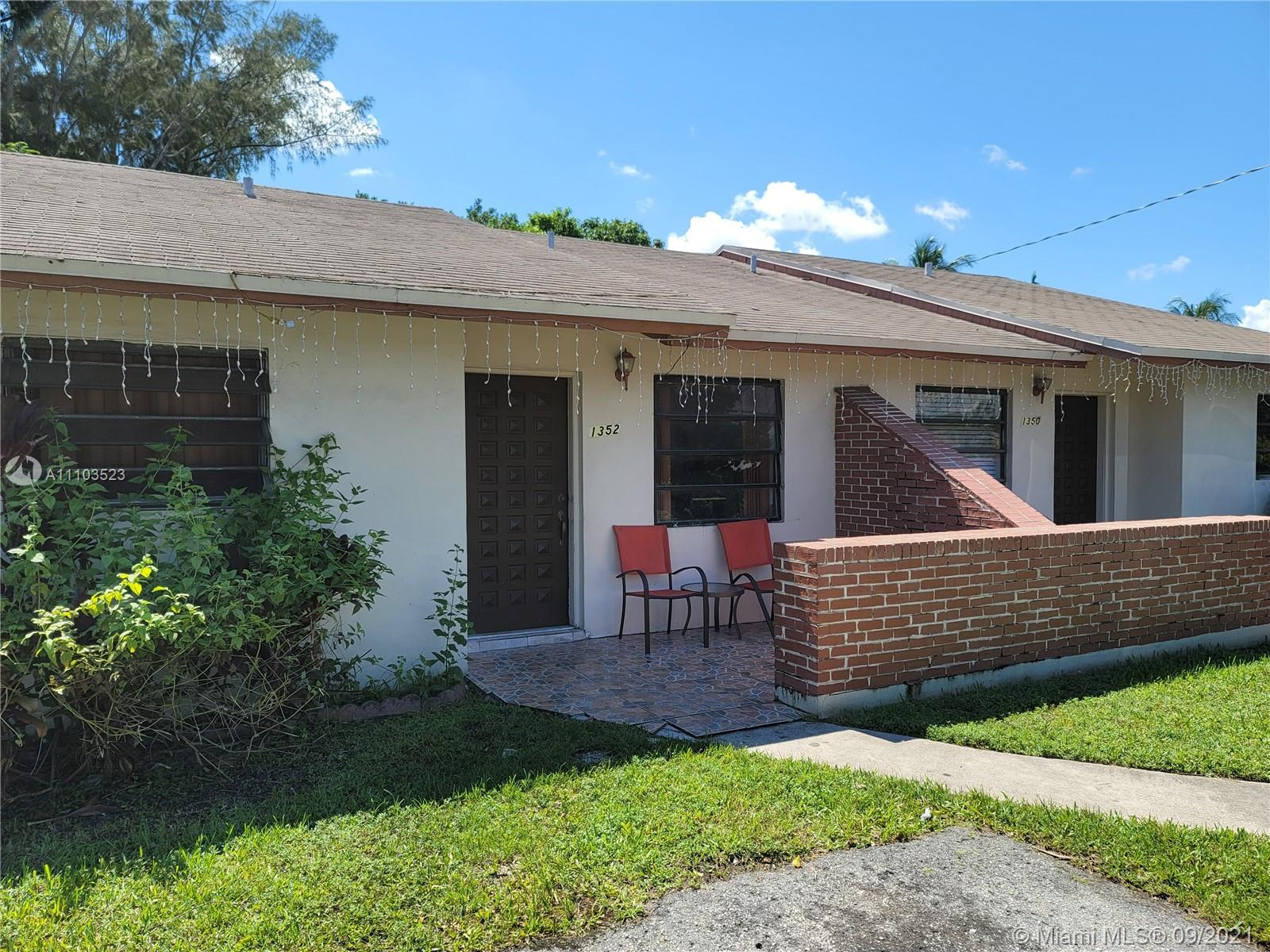 1350 NE 145th St  For Sale A11103523, FL