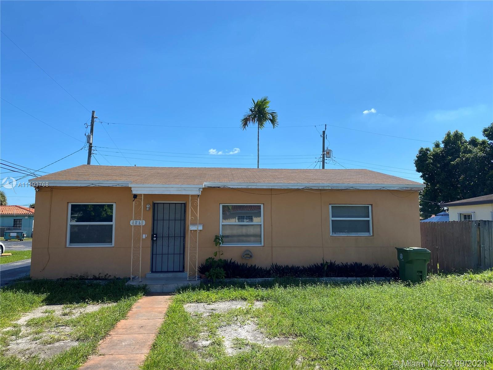 4861 W 3rd Ln  For Sale A11103768, FL