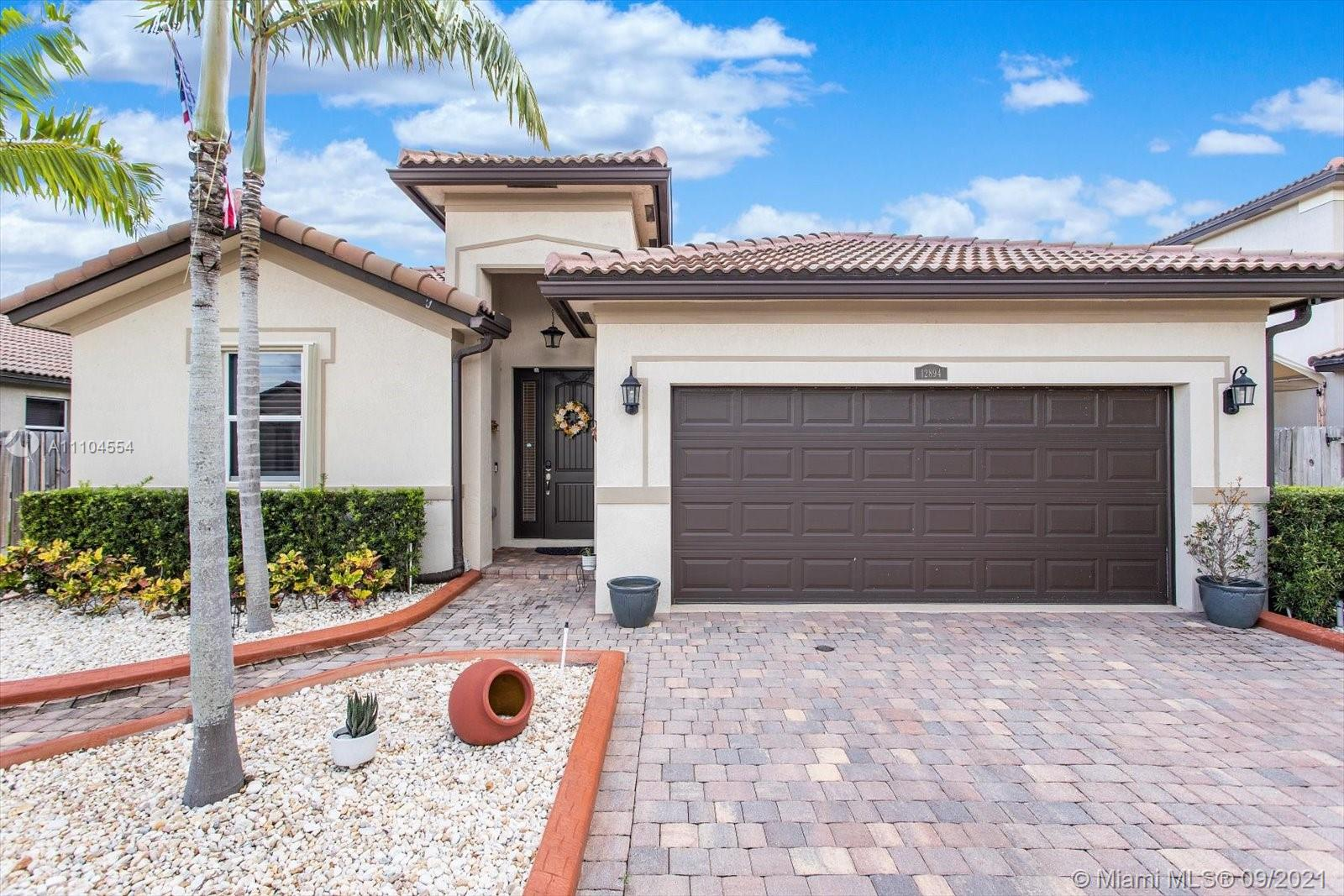 12894 SW 283rd Ln  For Sale A11104554, FL