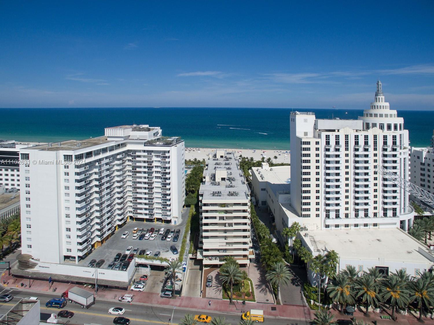 1623  Collins Ave #811 For Sale A11102631, FL