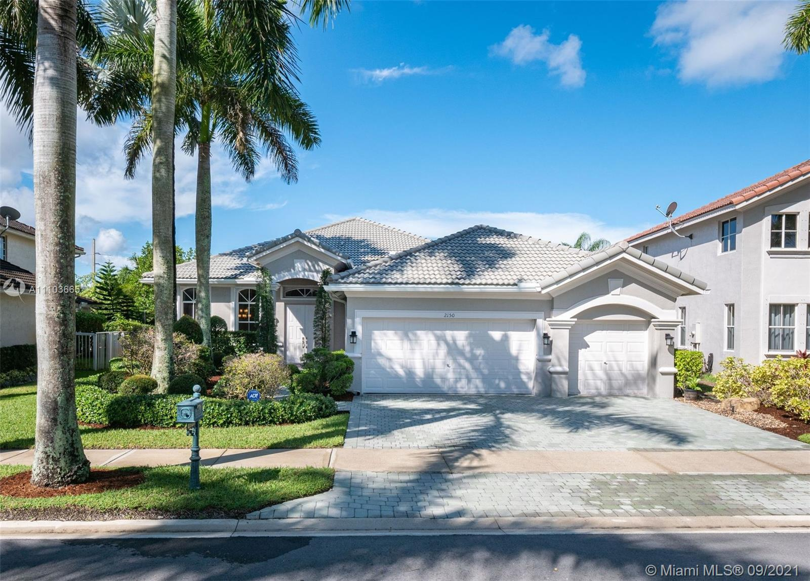 2150  Quail Roost Drive  For Sale A11103665, FL