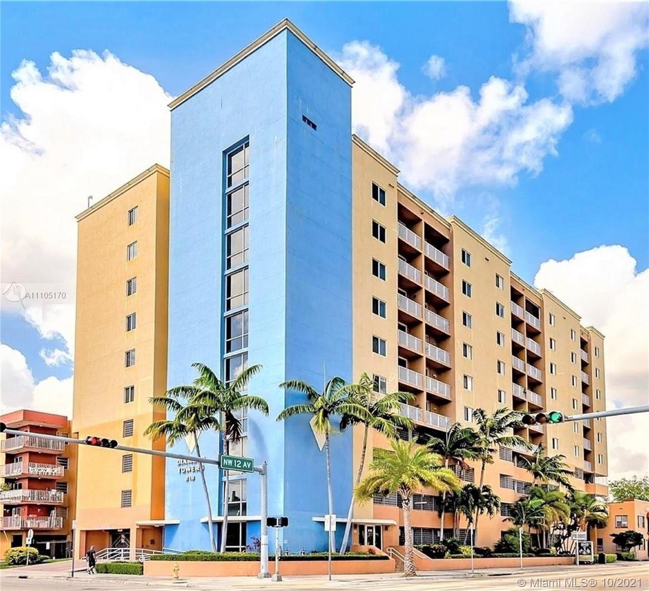 218 NW 12th Ave #1009 For Sale A11105170, FL