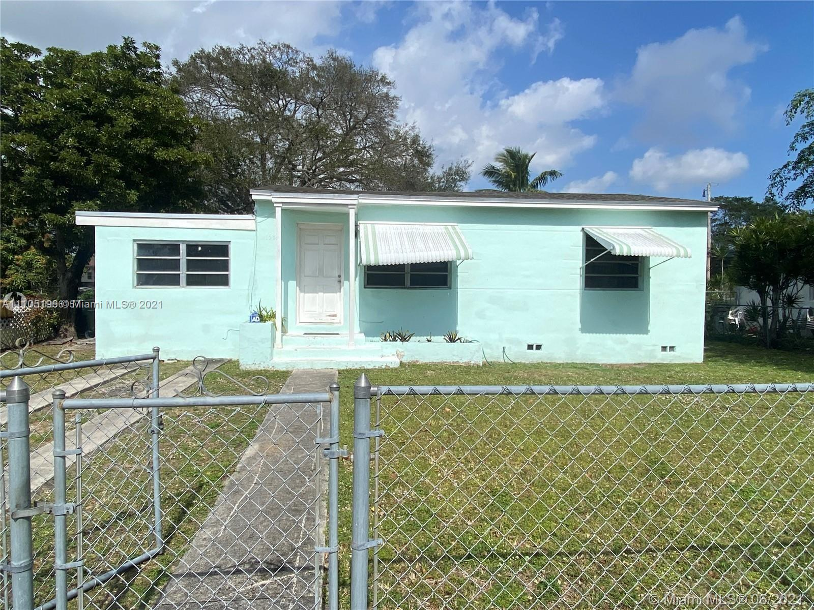 1585 NW 123rd St  For Sale A11105196, FL