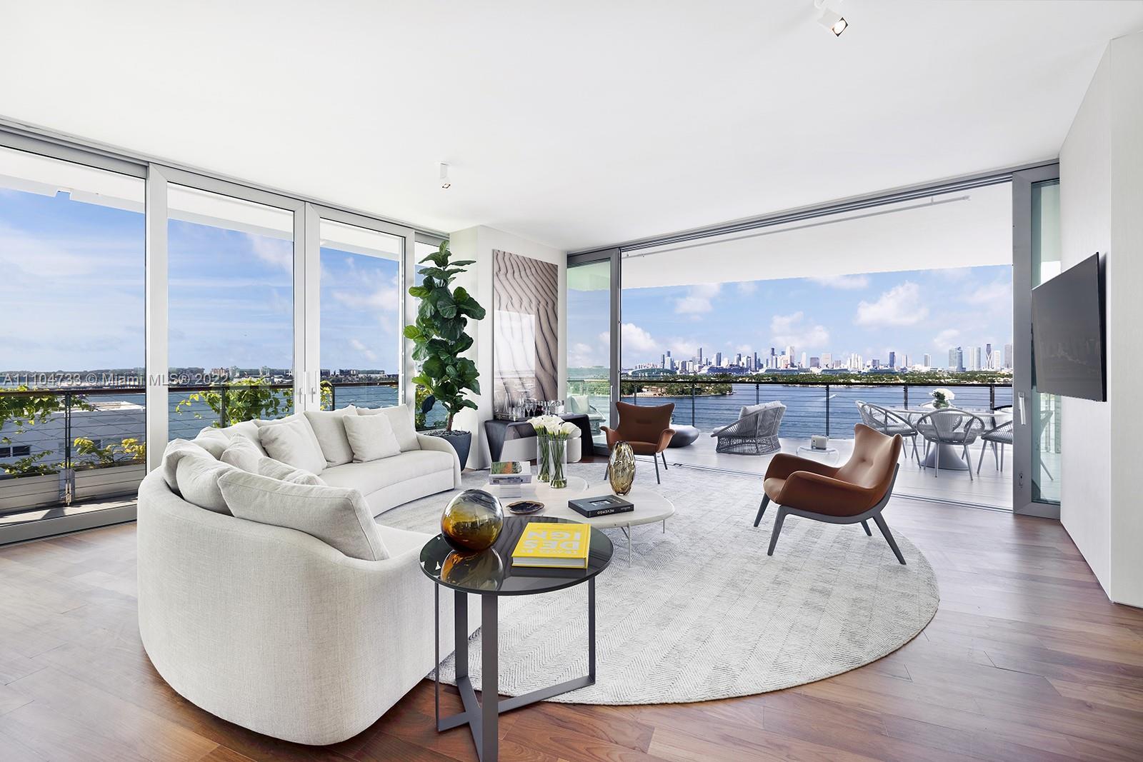 1300  Monad Terrace #PH-F For Sale A11104733, FL
