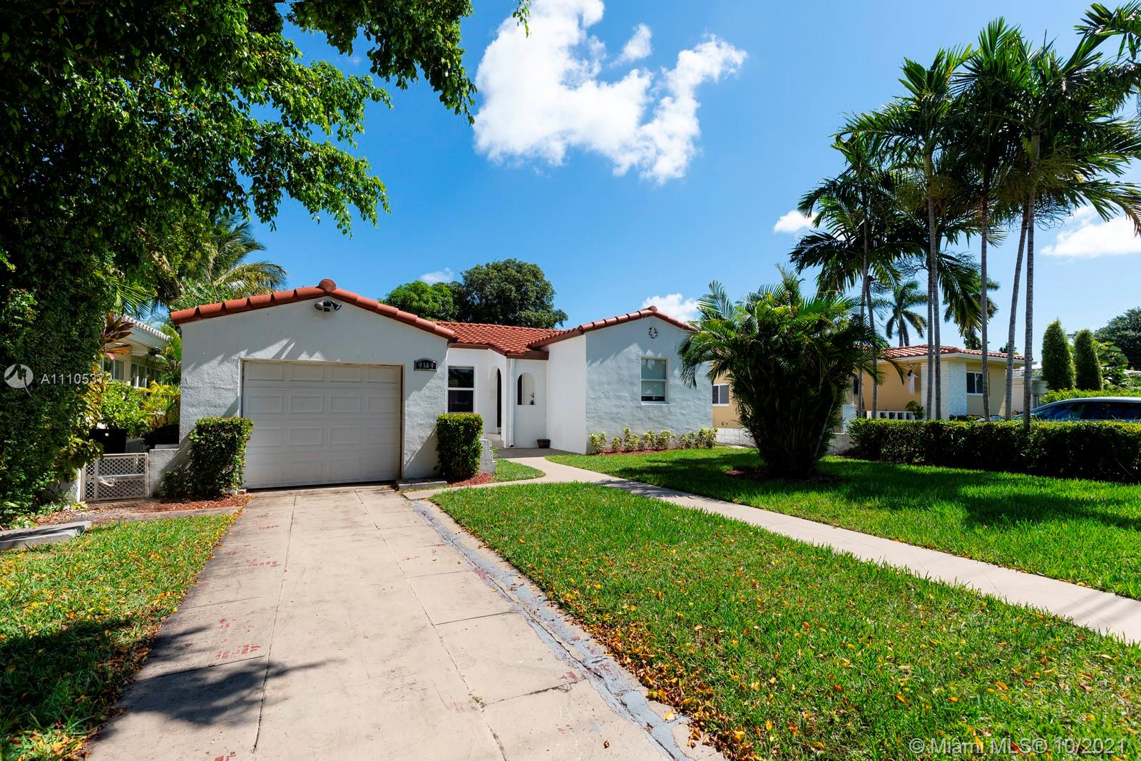 9149  Garland Ave  For Sale A11105372, FL