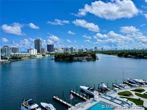 Magnificent top floor with spectacular panoramic ocean, intracoastal & bay views from any corner of this unique 11.3 to 11.8 foot ceiling height in the prestigious King Cole building. Historic MIMO architecture. Luxury service, doorman & valet 24/7, olympic size heated pool, gym and marina. Maintenance includes all electric, water, HS Internet & cable TV. Waking distance to beach, restaurants, supermarkets and shops. Do not miss this rare opportunity. Owner of this unit has a wide Dock Slip for sale, not included on this price. EZ to show !!