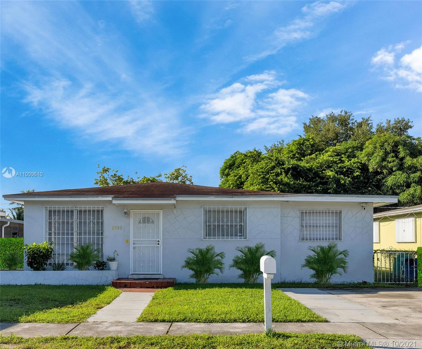 2982 NW 98th St  For Sale A11099610, FL