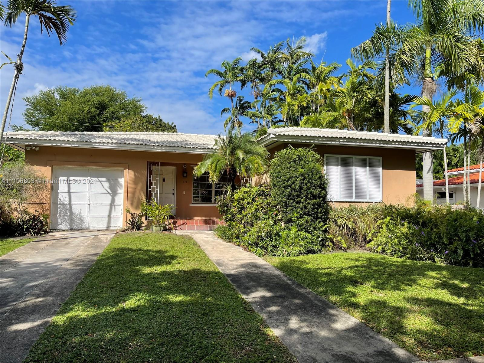 517  Palermo Ave  For Sale A11106803, FL