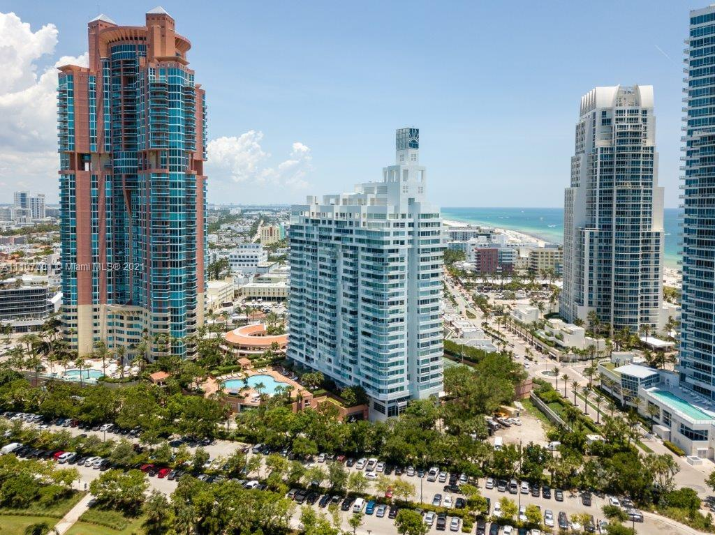 400 S Pointe Dr #406 For Sale A11107781, FL