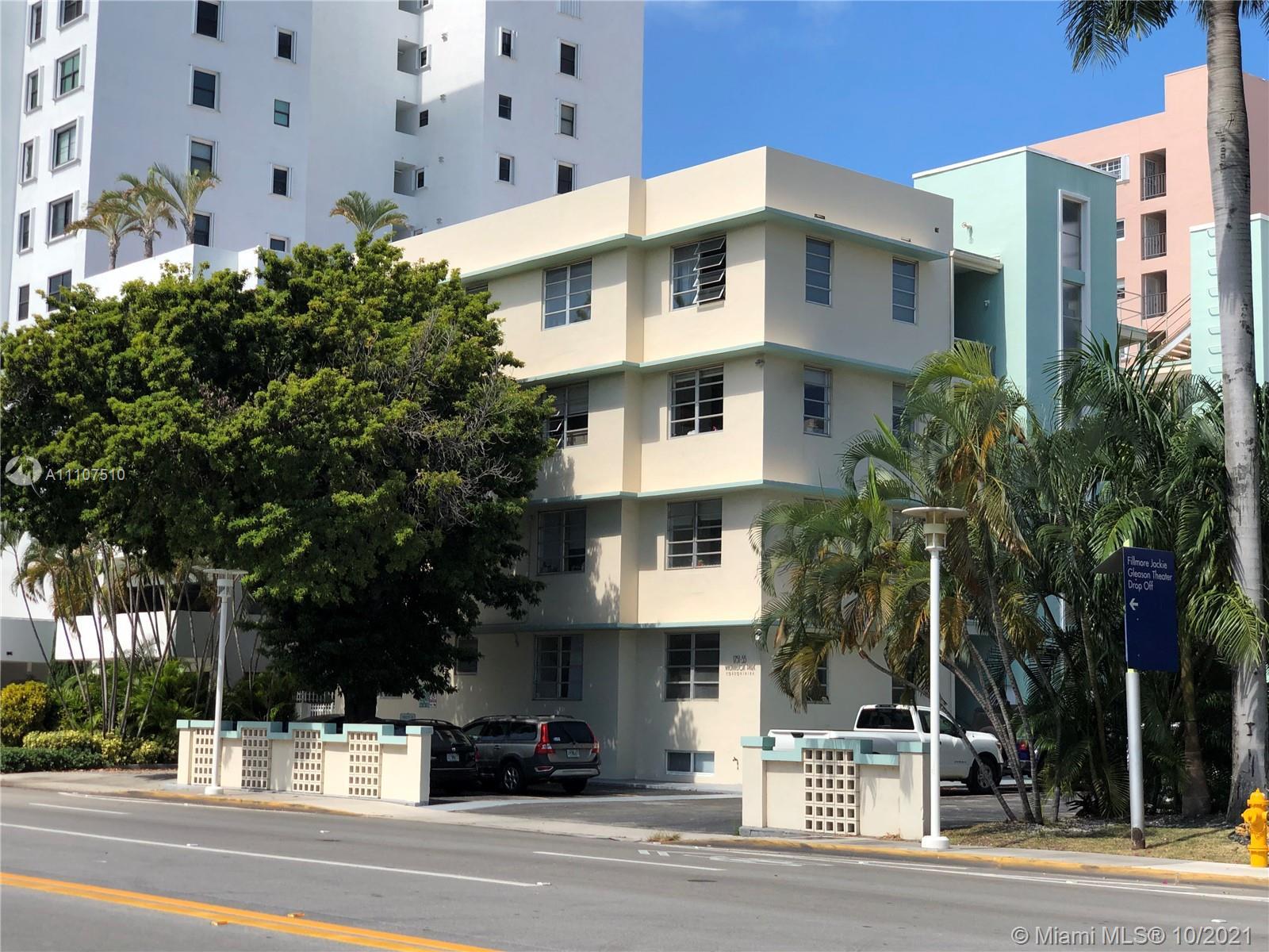 1751  Washington Ave #3G For Sale A11107510, FL
