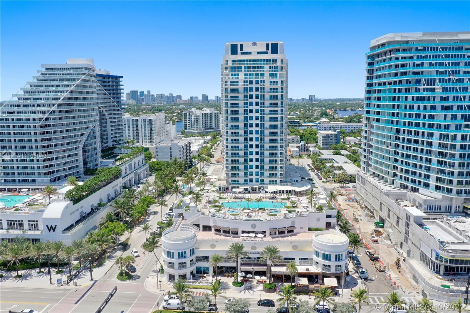 505 N Fort Lauderdale Beach Blvd #1706 For Sale A11106043, FL