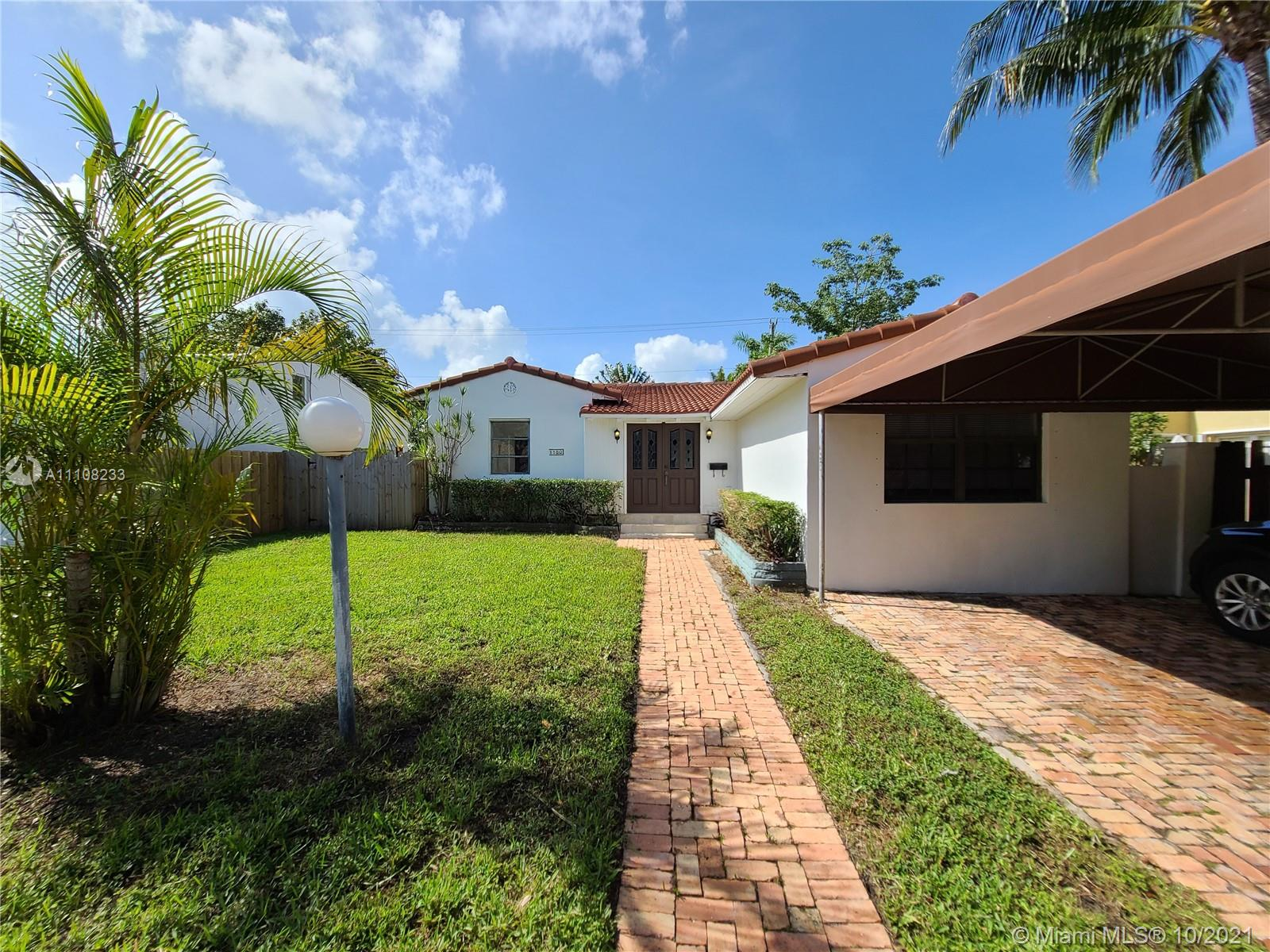 1180  Biarritz Dr  For Sale A11108233, FL