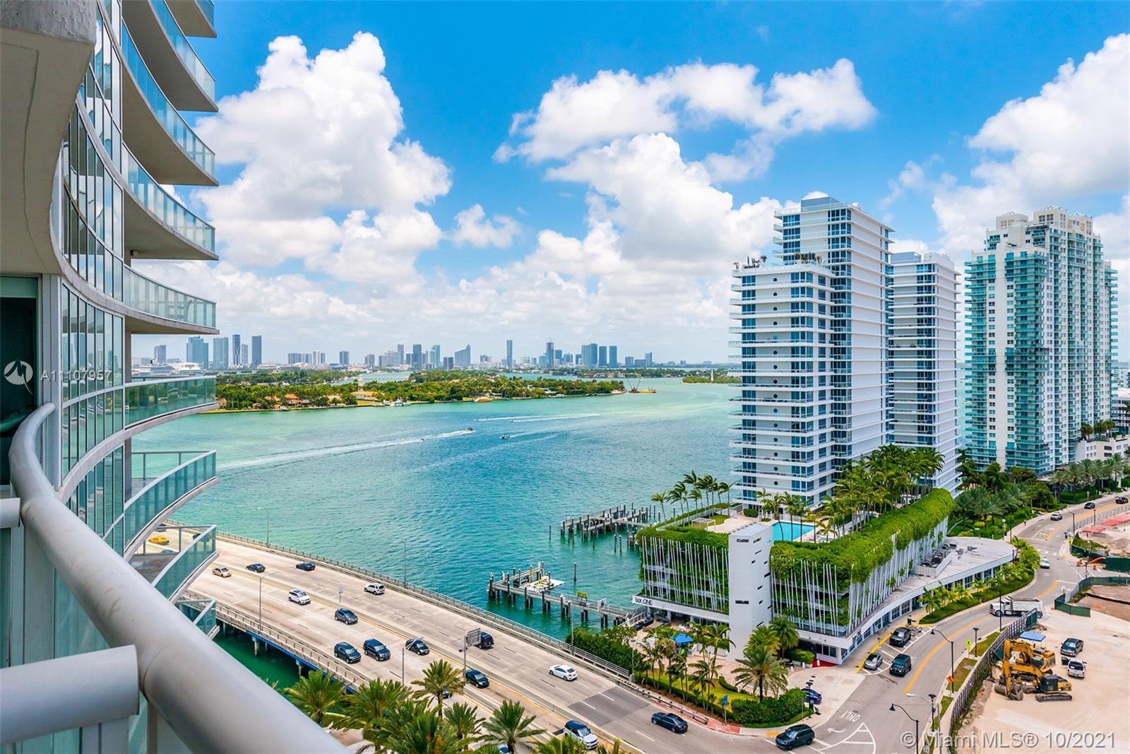 450 Alton Rd Unit 1606, Miami Beach, Florida 33139