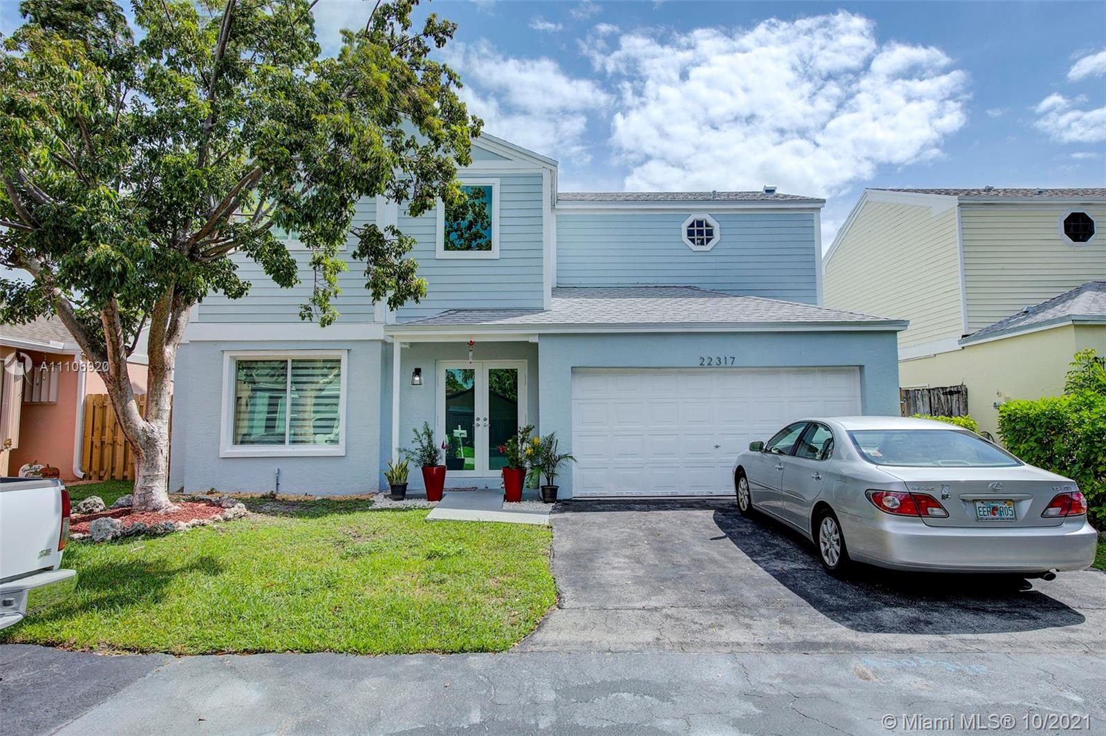 22317 SW 99th Ave  For Sale A11106920, FL