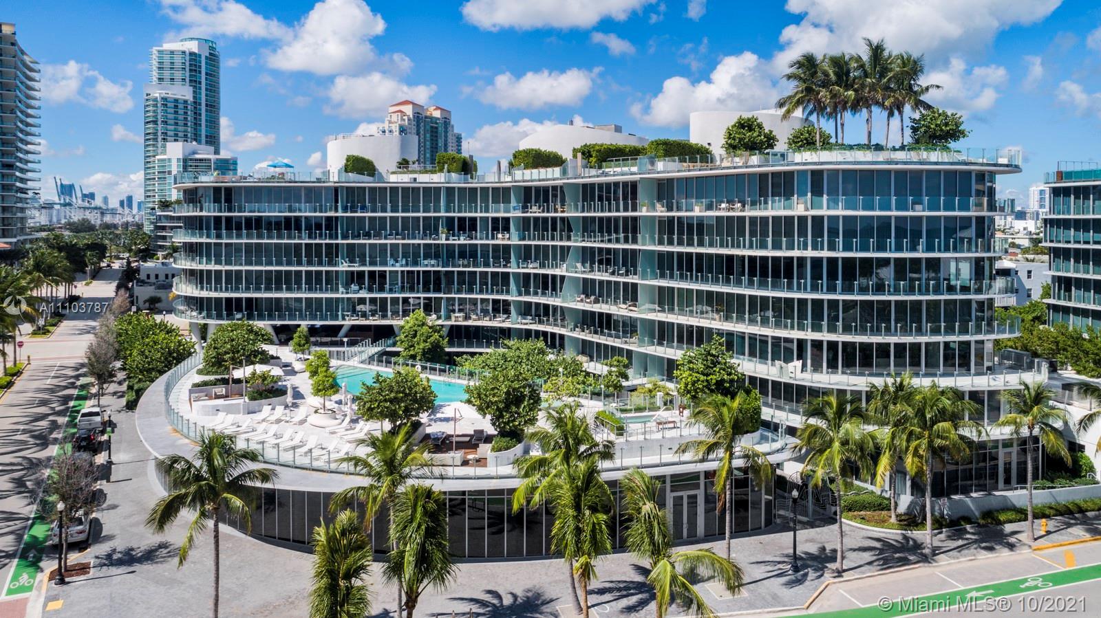 1 Collins Ave Unit 107, Miami Beach, Florida 33139