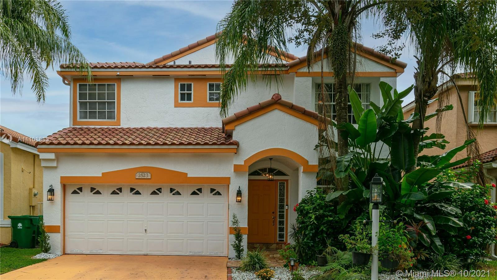 2523 Ambassador Ave, Cooper City, Florida 33026