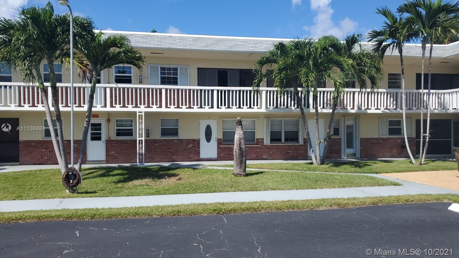 1454 N 12th Ct #7A For Sale A11108886, FL