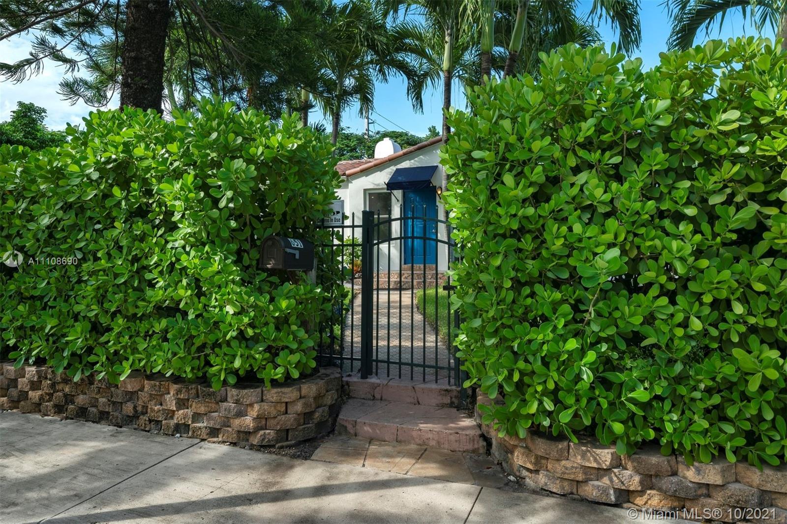651 72nd Terrace, Miami, Florida 33138