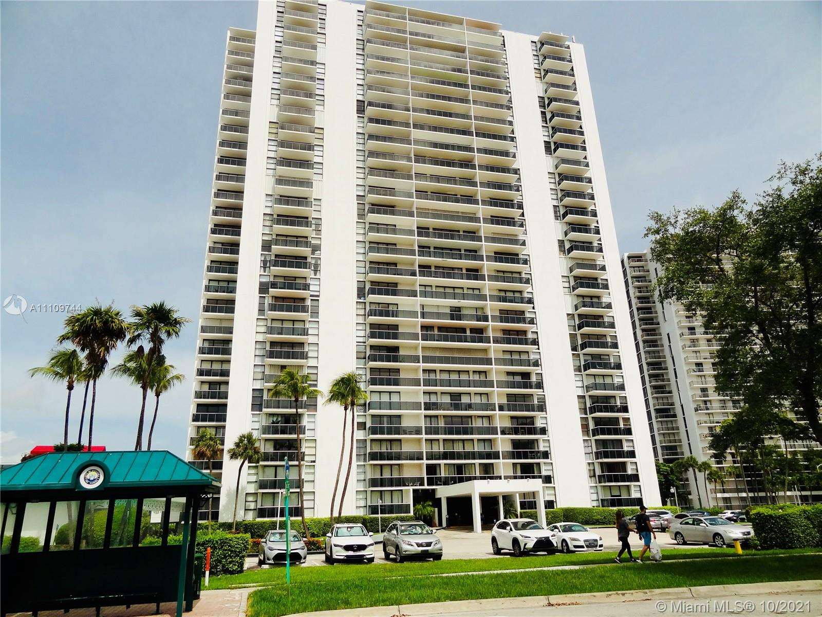 3675 N Country Club Dr #708 For Sale A11109744, FL