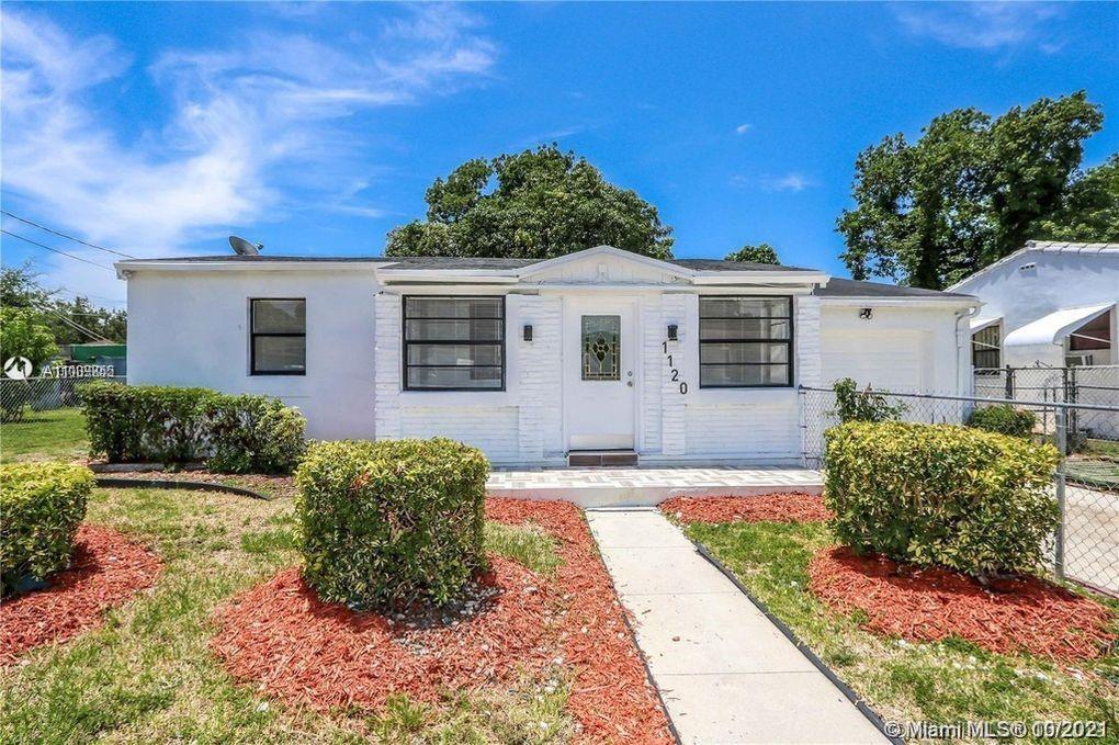 1120 NW 57th St  For Sale A11109855, FL