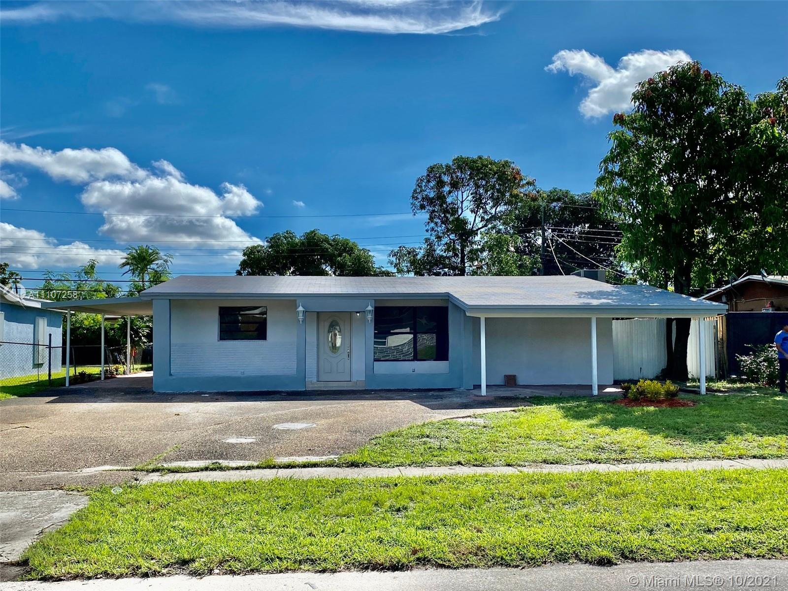 1750 NW 27th Ave  For Sale A11107258, FL