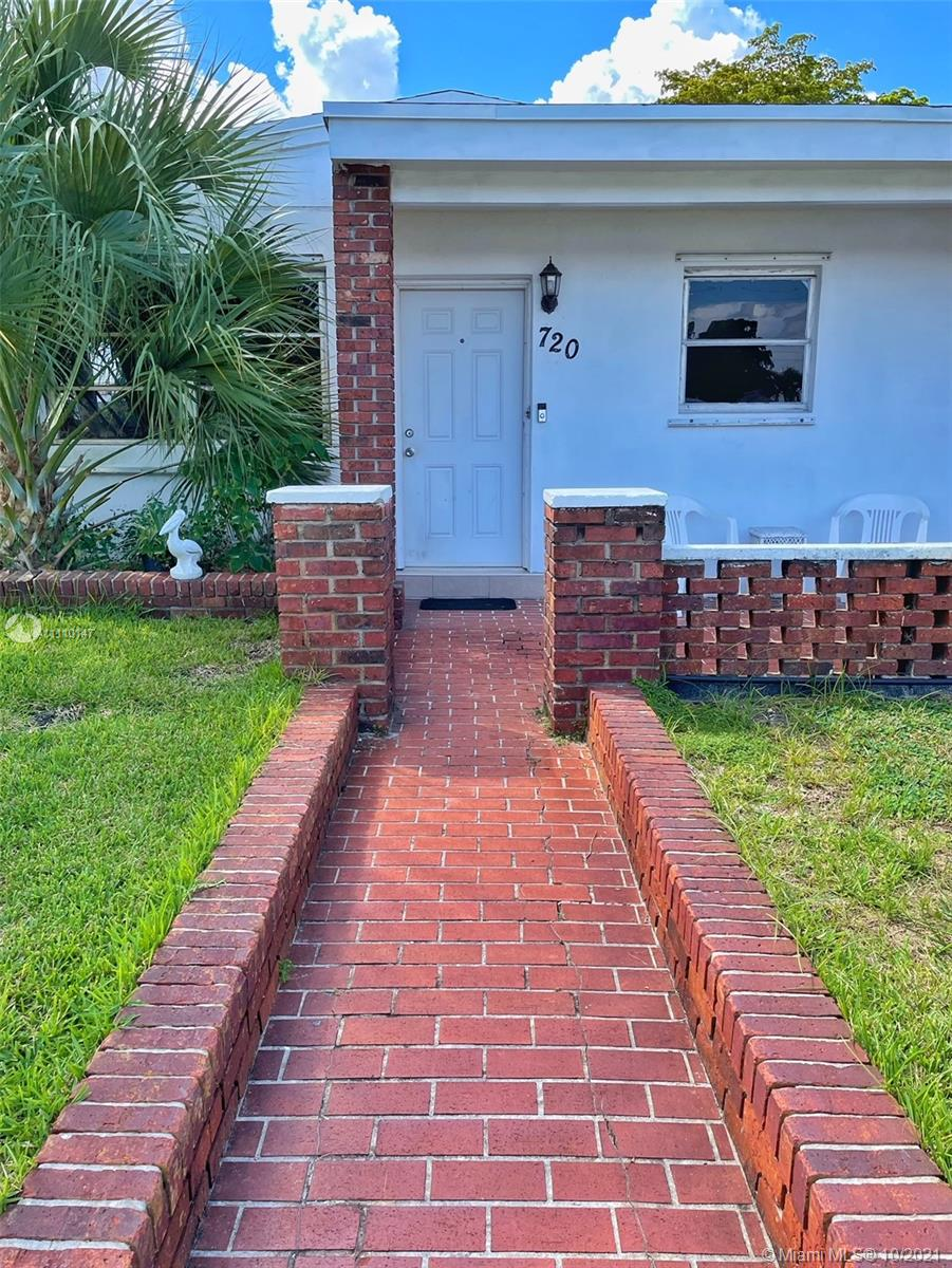 720 N 66th Ave  For Sale A11110147, FL