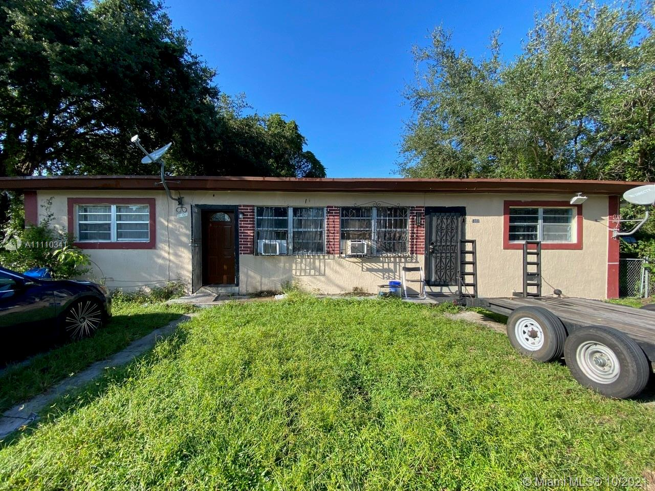 1801 NW 93rd Ter  For Sale A11110341, FL