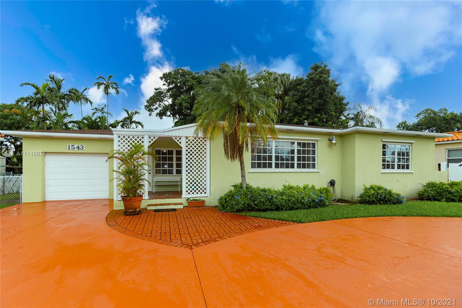 1543  Westward Dr  For Sale A11110674, FL