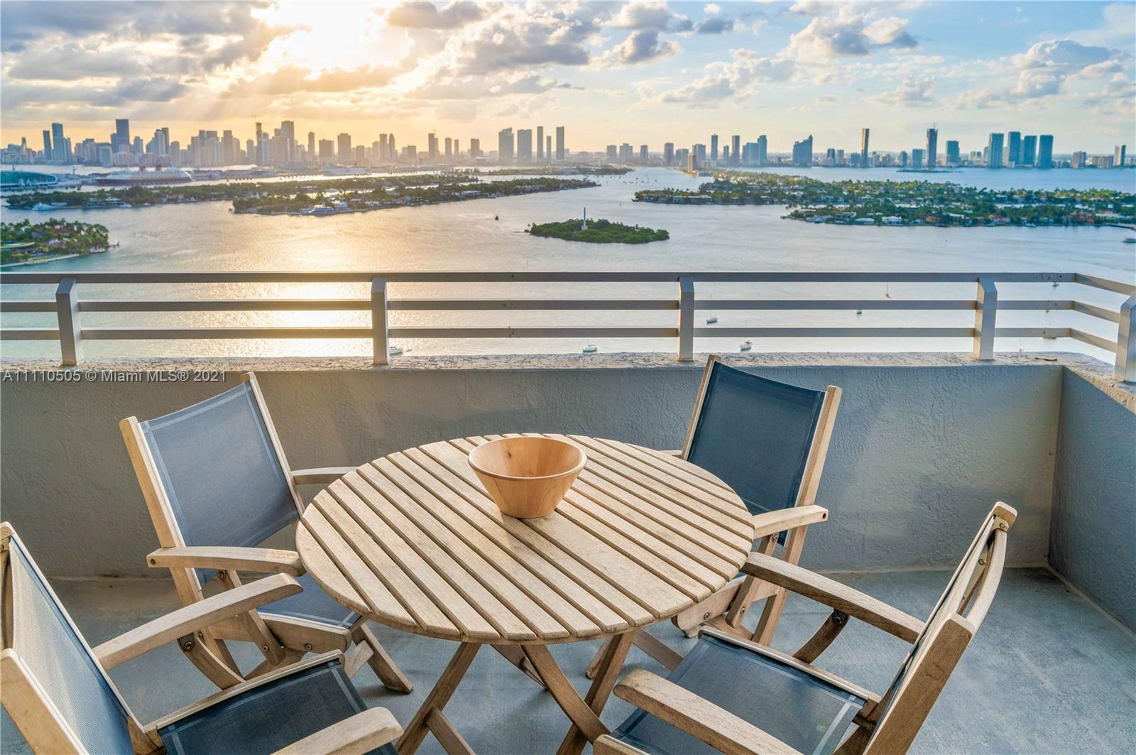 1330  West Ave #3401 For Sale A11110505, FL