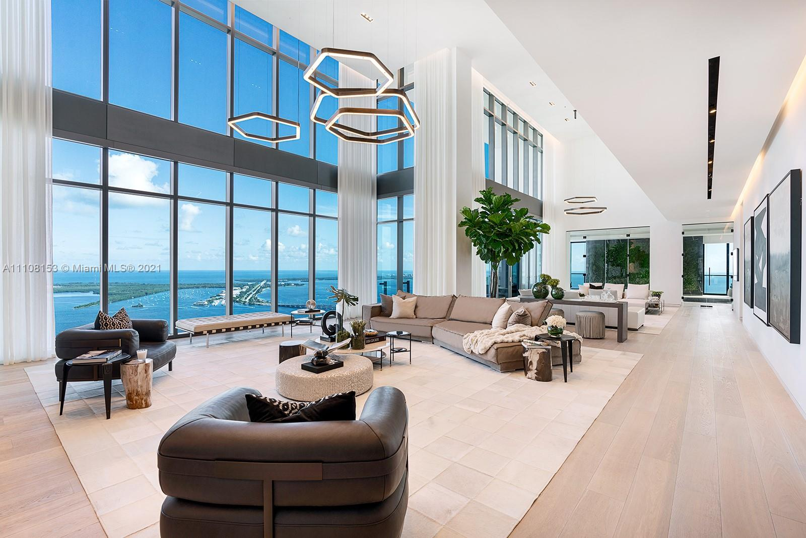 1451  Brickell Ave #PH01 For Sale A11108153, FL