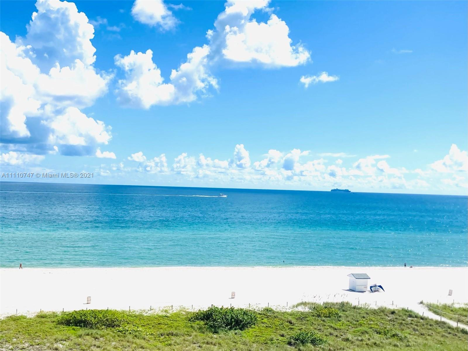 5825  Collins Ave #5F For Sale A11110747, FL