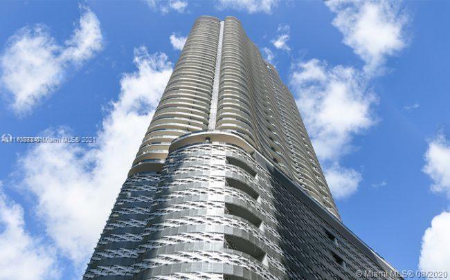 1000 Brickell Plaza Unit 2109, Miami, Florida 33131