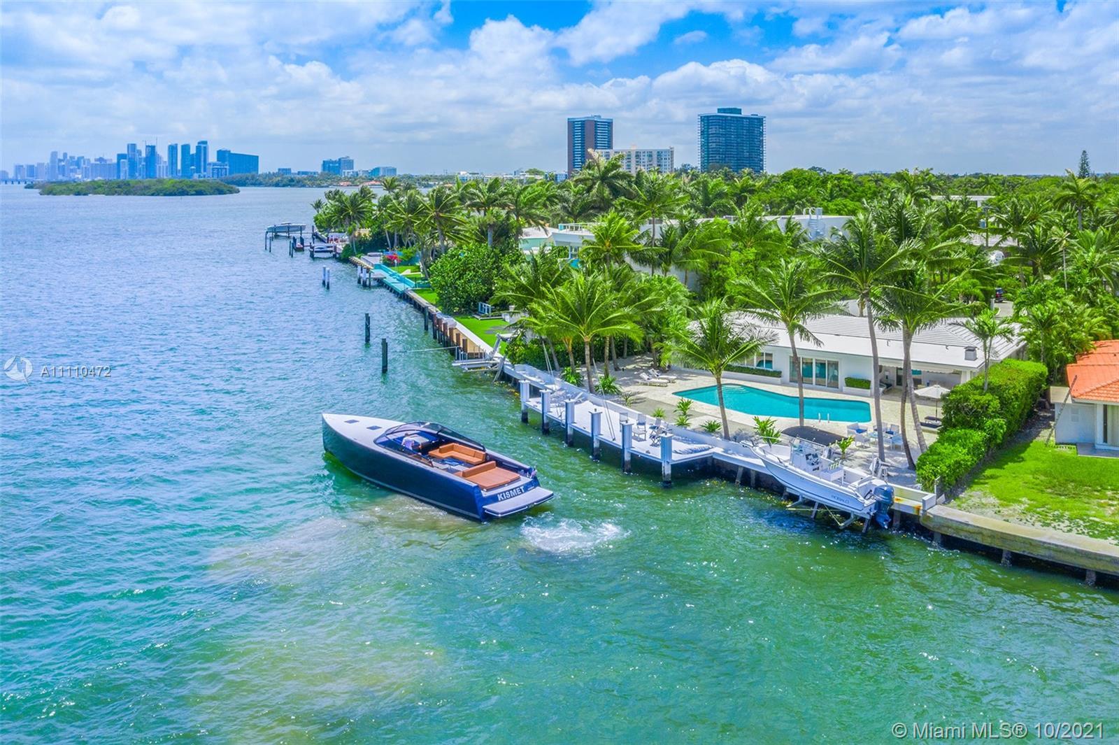 1161 Belle Meade Island Dr, Miami, Florida 33138