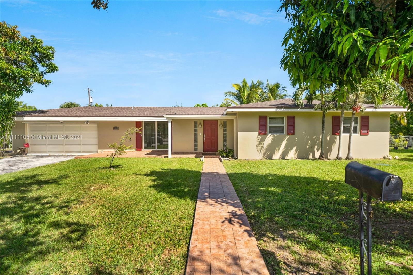 15065 SW 87th Ave  For Sale A11111106, FL