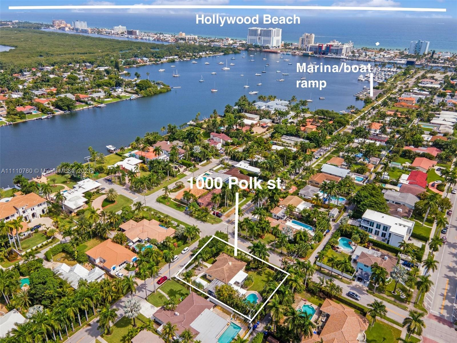 1000  Polk St  For Sale A11110760, FL
