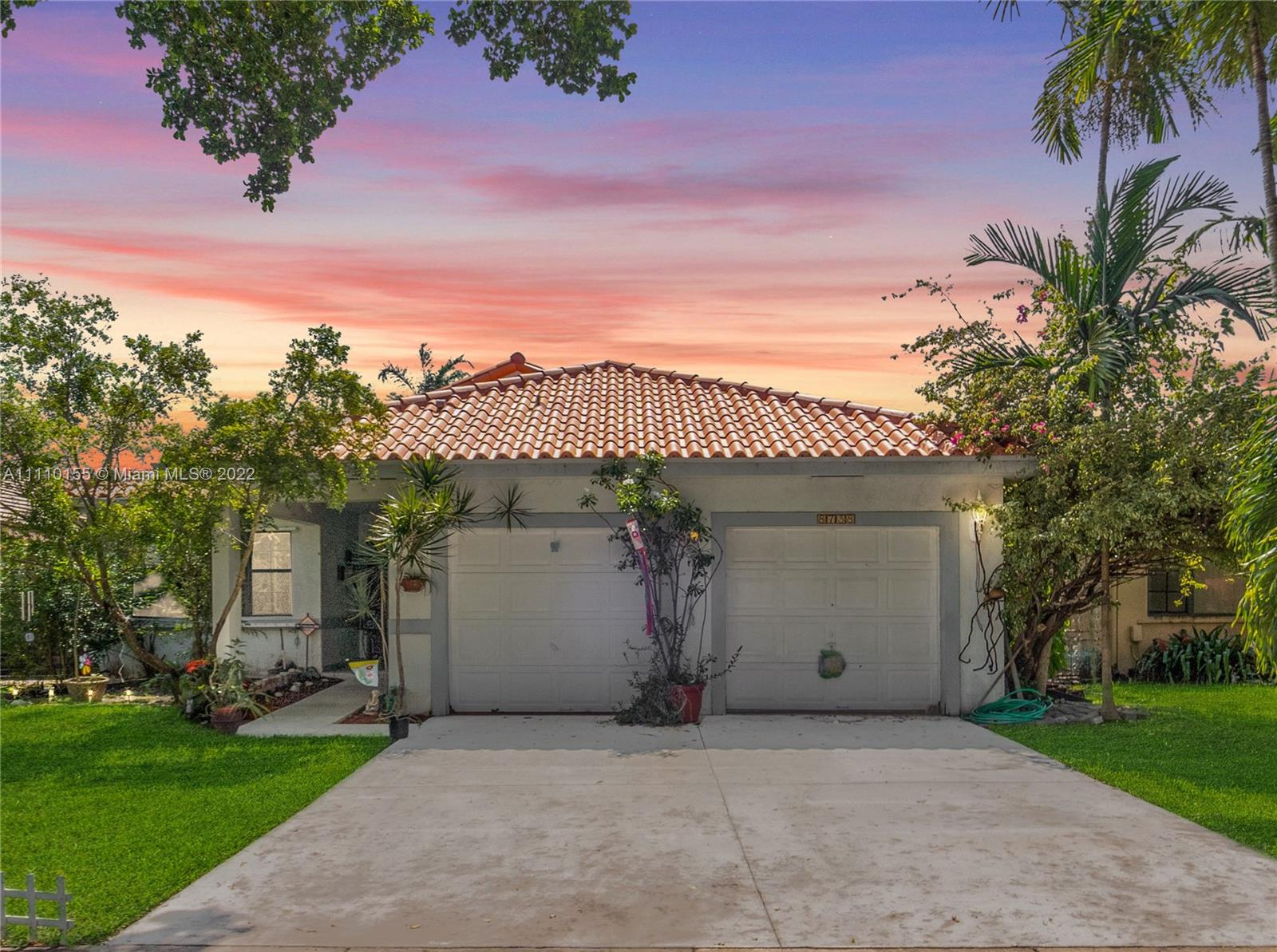 8738 NW 150th Ter  For Sale A11110155, FL