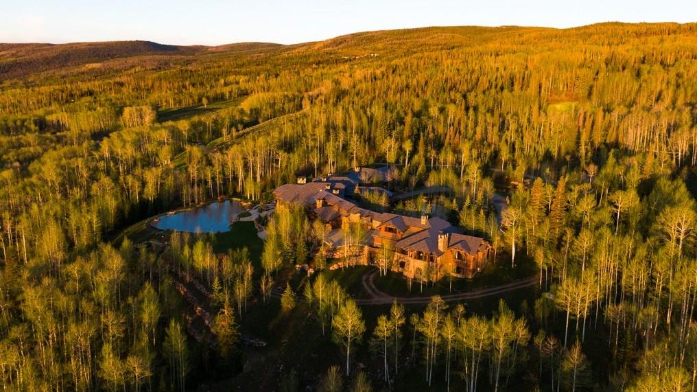 Resting privately on 350 acres within the 18,000 acre shared ranch community of Grand River Ranch, and located just sixty to ninety-minutes from the renowned resorts of Keystone, Breckenridge, Copper Mountain, Vail, Beaver Creek and Steamboat Springs.
