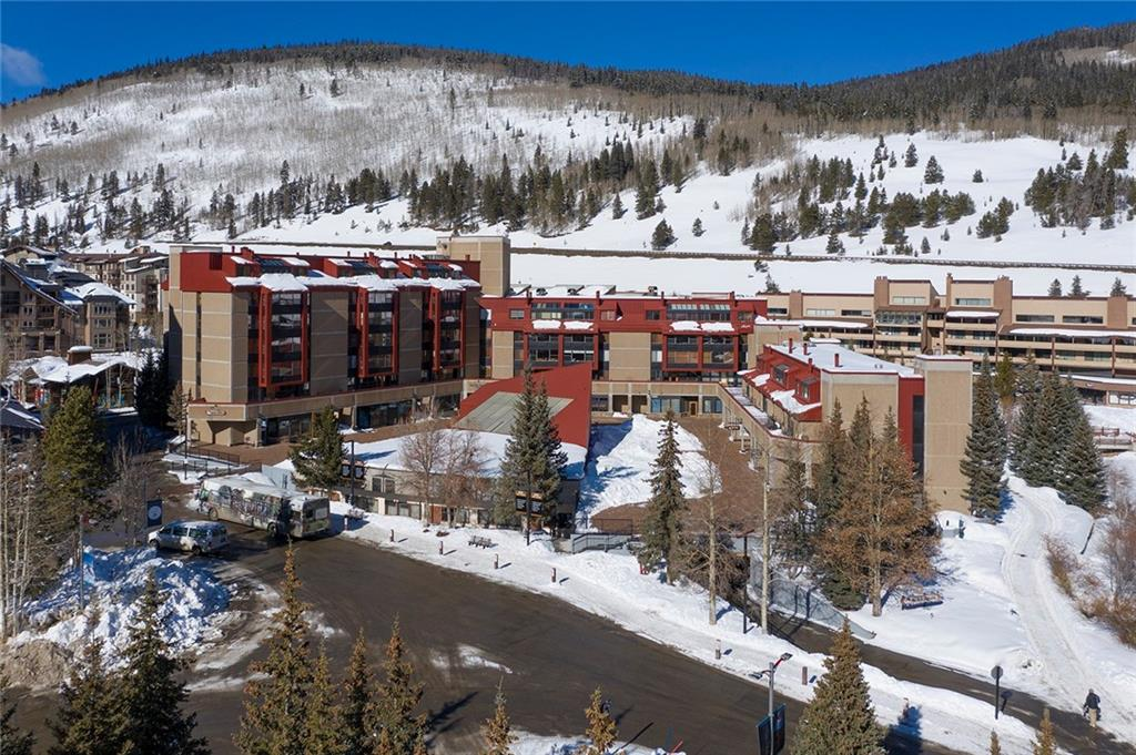 25% Deeded Fractional Ownership - Own 12 to 13 great weeks in Copper Mountain year after year!  Use when you can, rent or trade when you wish!  Village Square has a fantastic Center Village location within steps of the American Eagle Chair Lift, all summer activities, shops, restaurants & more! Huge 1,363 sq ft 2 bdrm / 2 bath condo on the top floor of the building! Amenities: 2 elevators, heated garage, hot tub, laundry room, sauna & ski storage! Assoc Fee covers ALL owner expenses!
