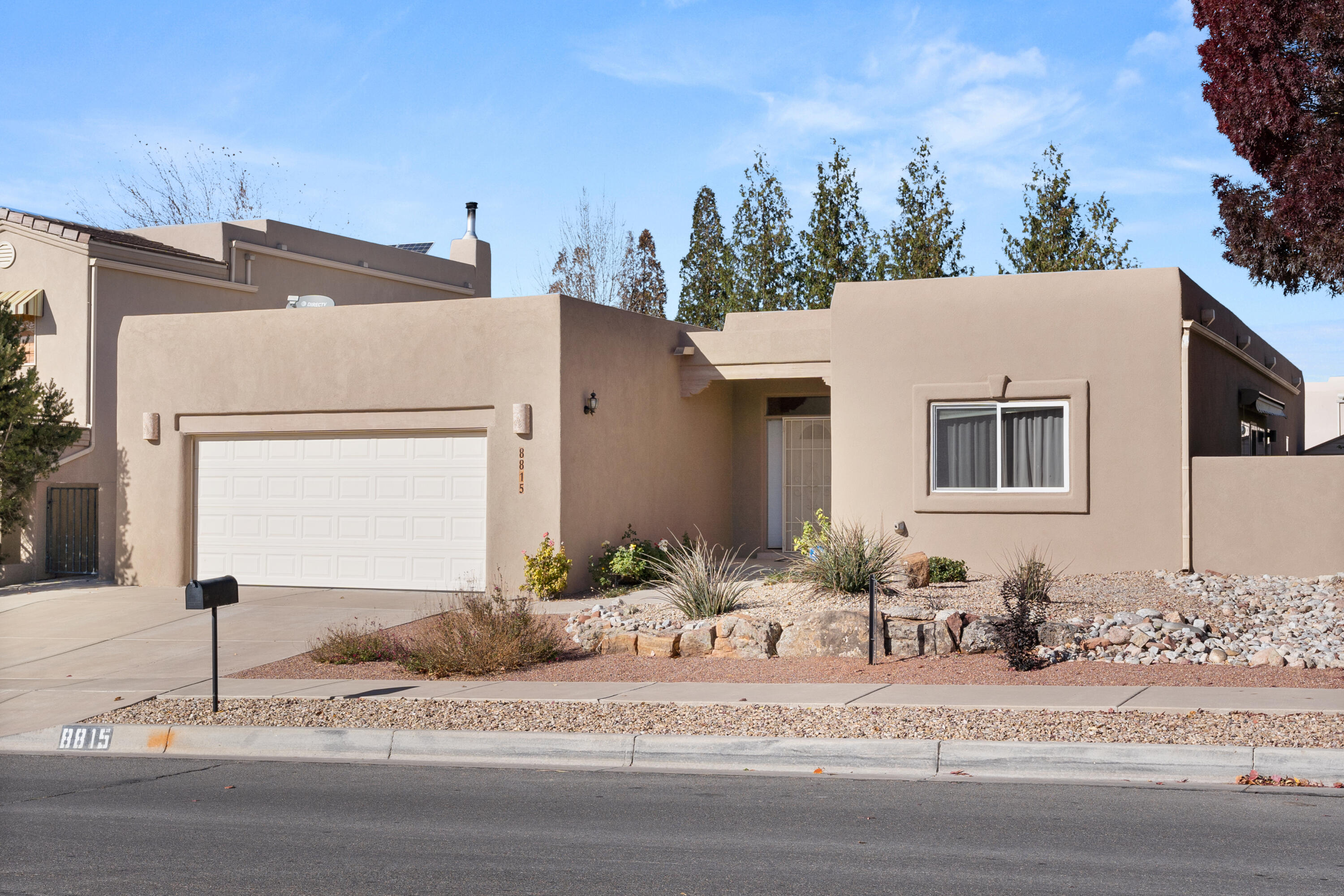 ** RARE FIND ALERT!!.  Wide open main living area.  The living room, dining room, and large kitchen flow as one enormous  main living area.  Main living area leaves plenty of elbow for the entire group.  Mini-master is perfect for guests. This one-story home has never been roughly lived in.  Newer A/C unit.  Newer Stucco, 2020 TPO roof.  All the bedrooms are very separated. out.  Master with its own En-Suite plus a mini master in the front of the home.     Kitchen is nice and spacious. 188 square foot office between Master and mini-master was built after construction.  Great big craftsmanship area in oversized garage.  This home is a rare find!