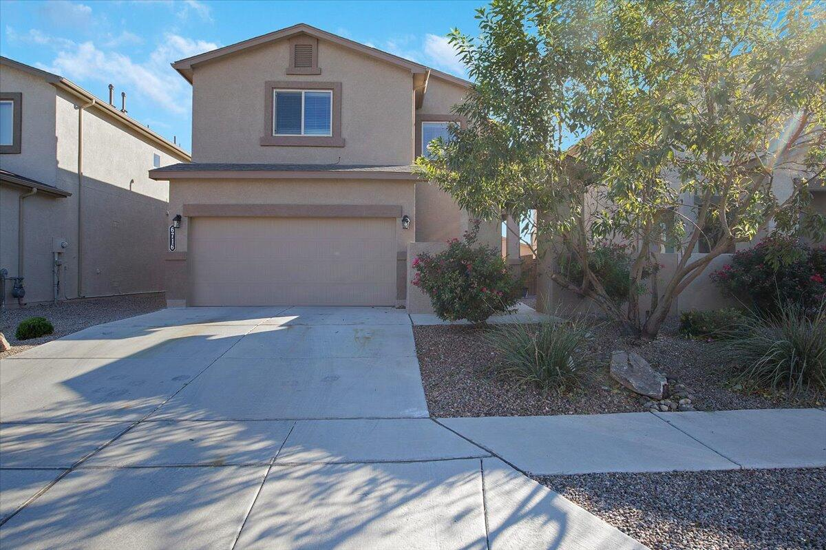 Don't miss out on this beautiful, very well-maintained, 3 bedroom home in The Trails! Chef's kitchen boasts granite counter tops, stainless steel appliances, convection oven, and a spacious pantry. The large great room with wood-looking tile, plus an upstairs loft provides abundant living space as well. Plenty of closet space, covered back patio, and easy-care landscaping will be the cherry on top for your new home!