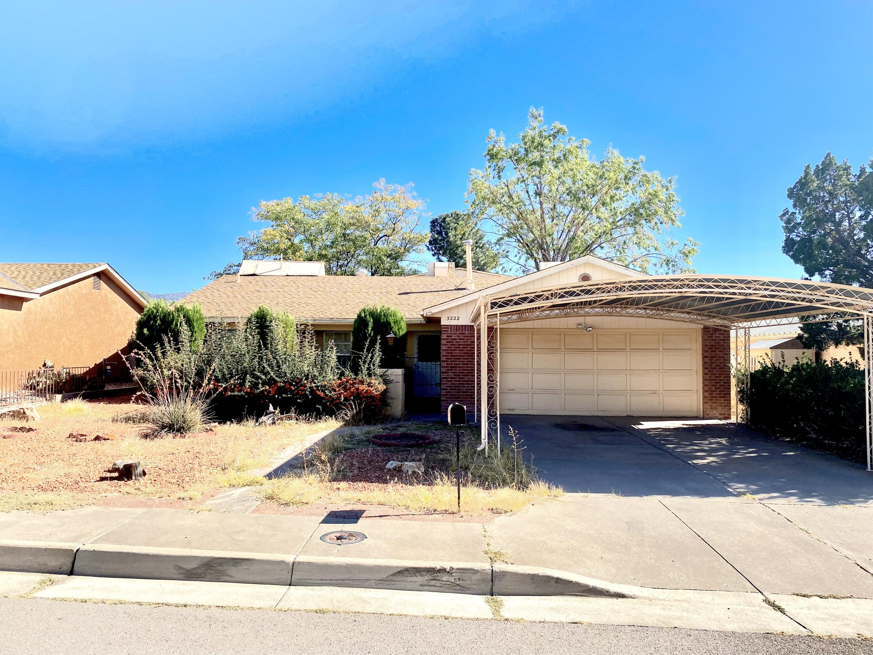 OLDER home needs NEW love! Come check out this 3/4 bedroom home that is LESS THAN 10 minutes away from all levels of education/schools. This property is being listed below market value and is also the perfect canvas for updates of choice. Sold ''As is''