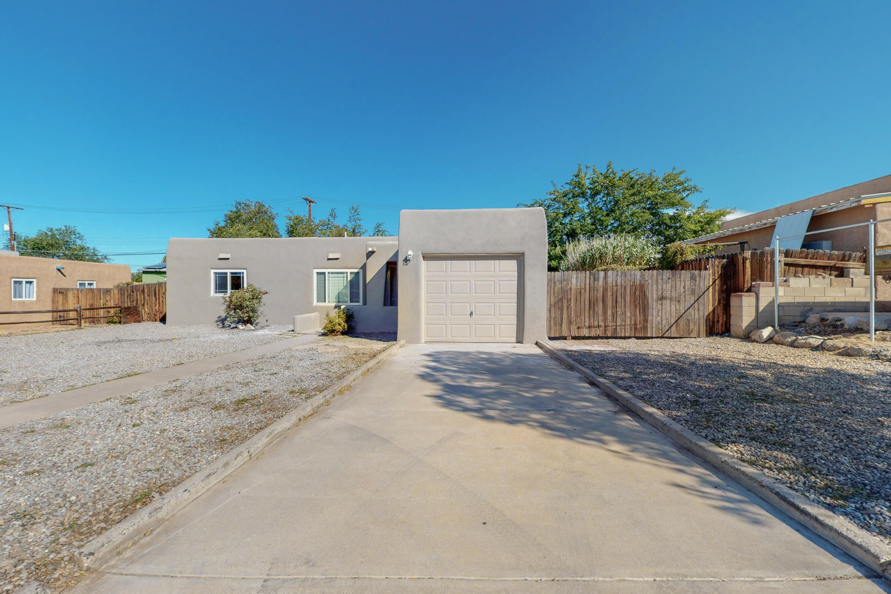 MOVE-IN Ready! Come see this 3 bedroom 2 full bath, recently updated home in a great location. Beautiful floors in bath and throughout the home. Large backyard with possible backyard access.